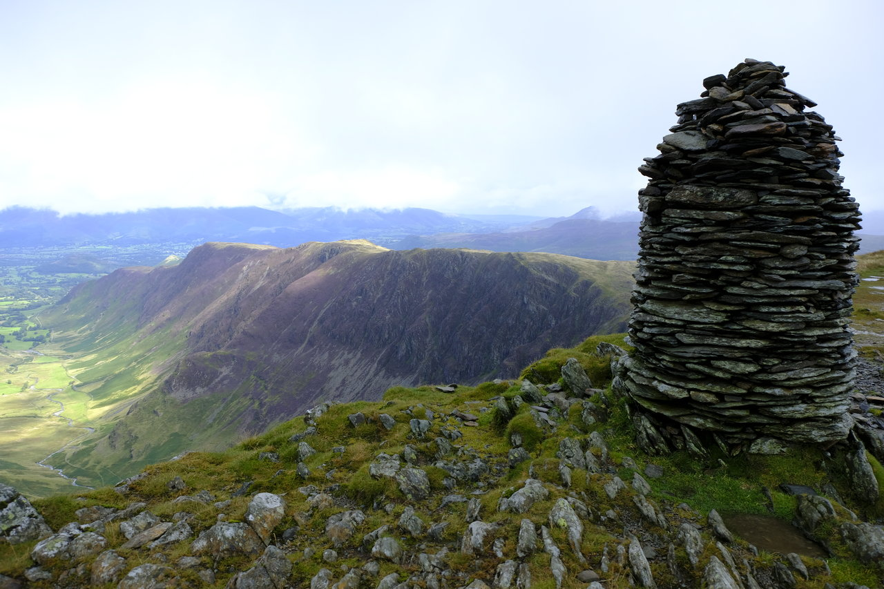 Dale Head summit cairn