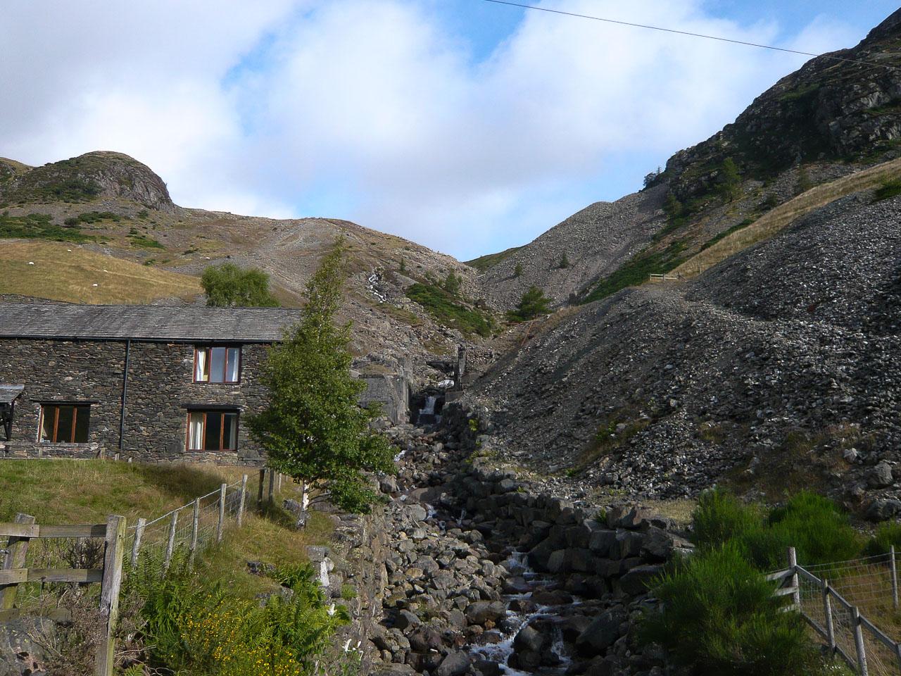 Green side Mine Buildings