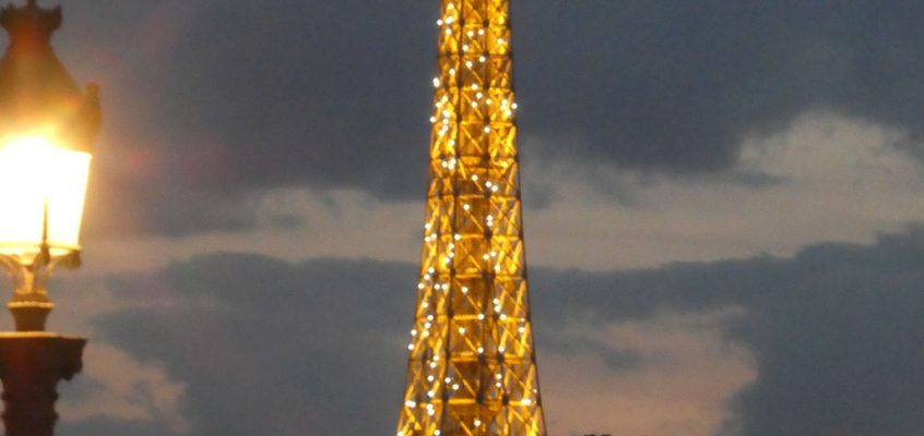 Paris – Monday 30th July – Thursday 2nd August 2018