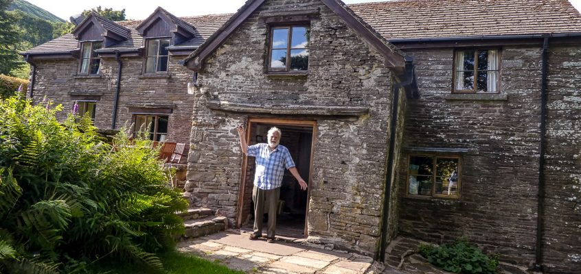 Wales – A great holiday with very special friends 4.8.18 – 7.8.18