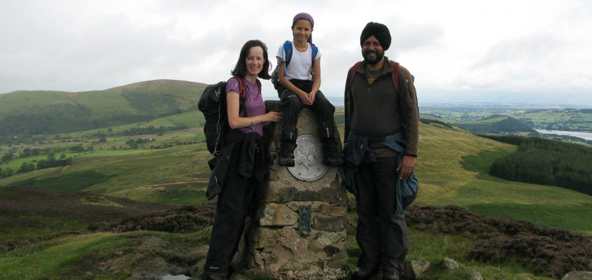 Aira Force and Gowbarrow Fell – 14.8.14