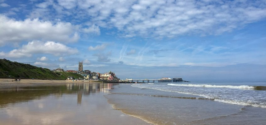 Cromer – a few days escape from revision! May 2019