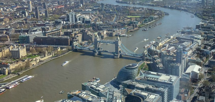 The View from the Shard . . . 4.4.16